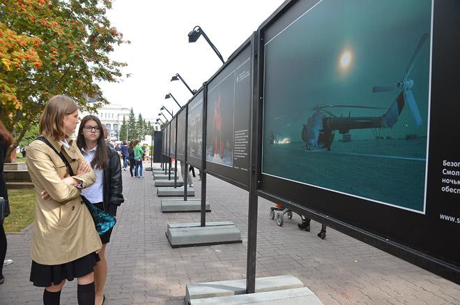 Выставка «Вызов Северному полюсу» в Новосибирске