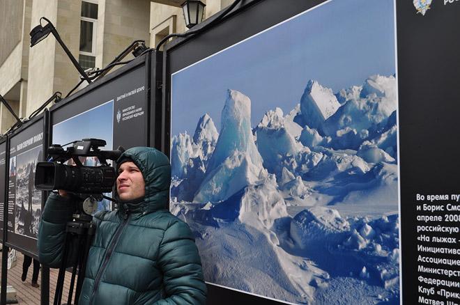 «Вызов Северному полюсу» – окна в Арктику в южном Ставрополе.